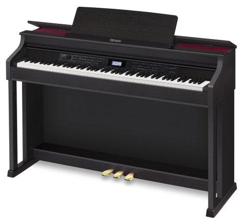 Вся линейка пианино Casio