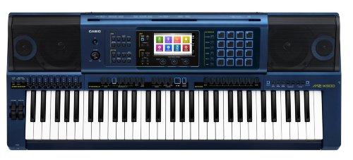 Серия синтезаторов Casio