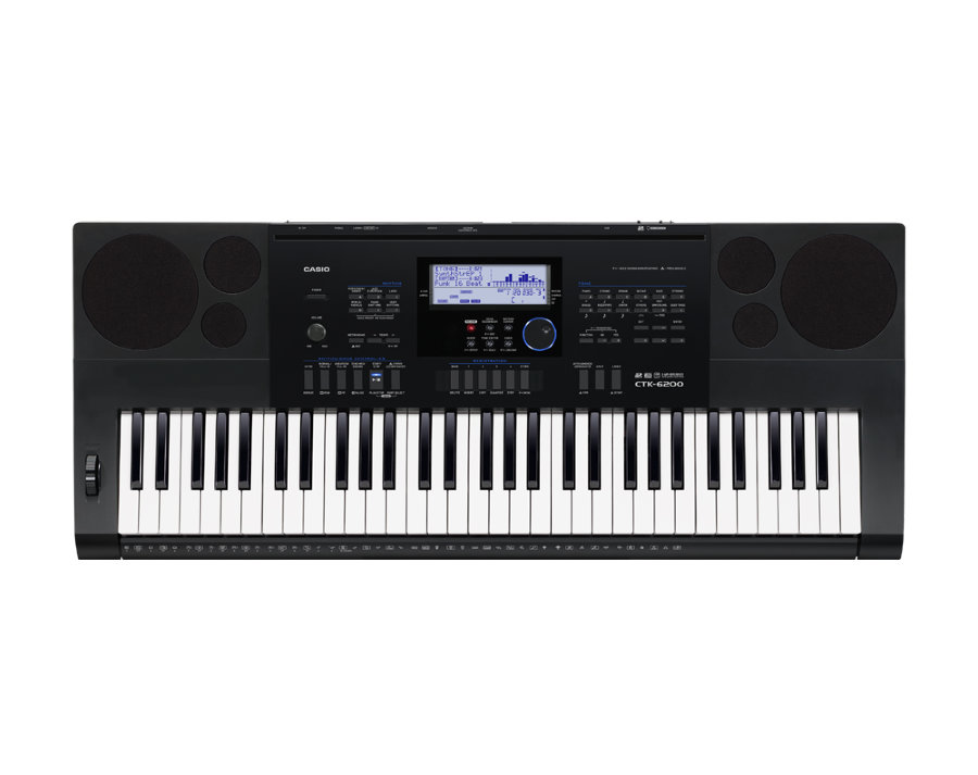 CASIO CTK-6200